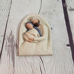 Willow Tree The Holy Family A Child Is Born 2002